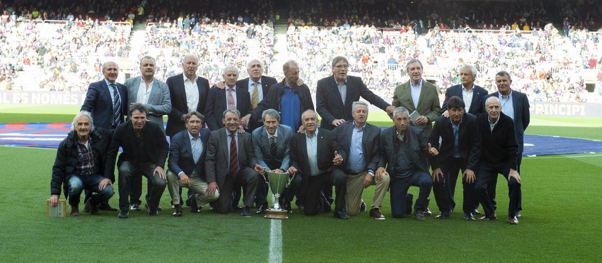 La Recopa 1979, al Camp Nou