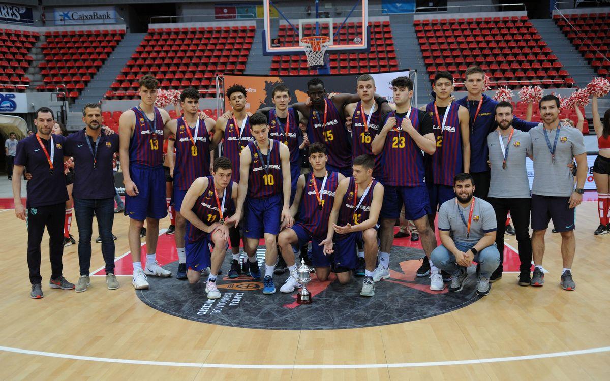 El Júnior finalitza en segona posició el Campionat d'Espanya