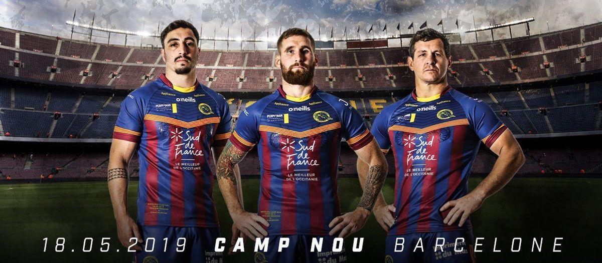10 choses à savoir avant le match des Dragons Catalans au Camp Nou