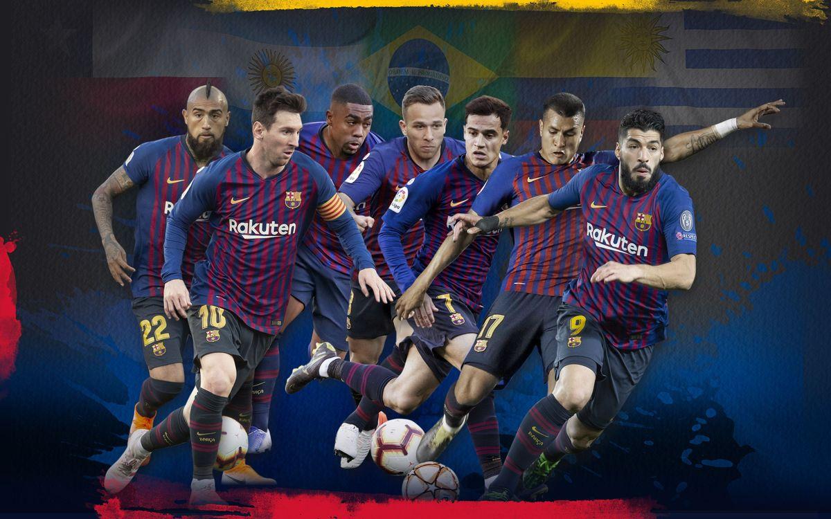 Cinc coses que cal saber de la Copa Amèrica 2019
