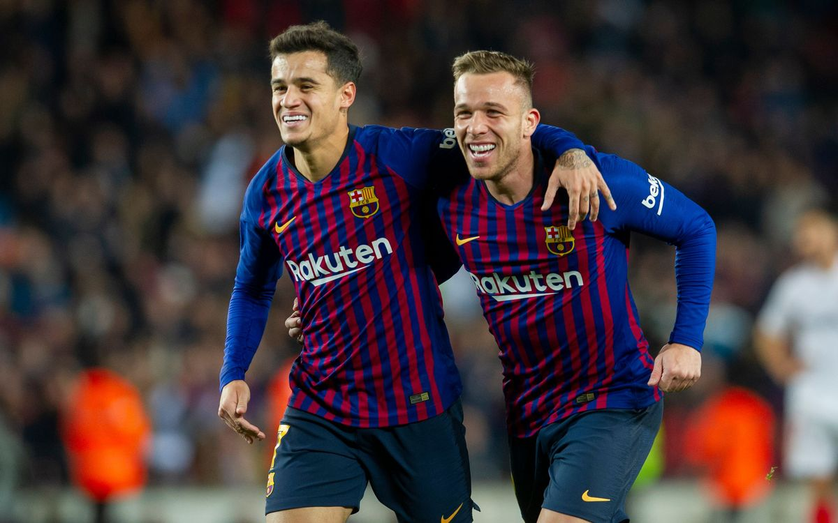 Coutinho and Arthur in Brazil squad for Copa América