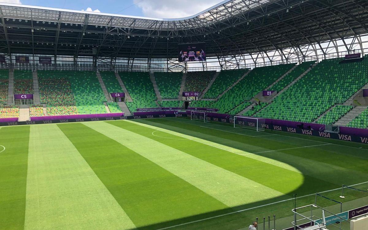Ferencváros Stadium