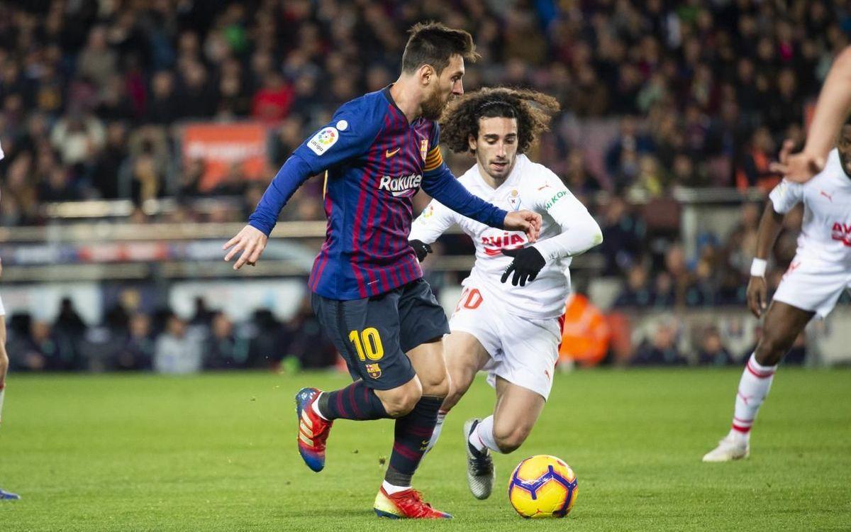 Eibar - Barça: El campeón cierra la Liga con la Copa en el horizonte