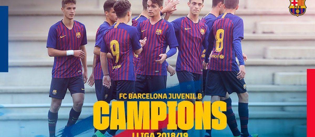 Juvenil B – U.E. Mollet: ¡Campeones de Liga! (5-1)
