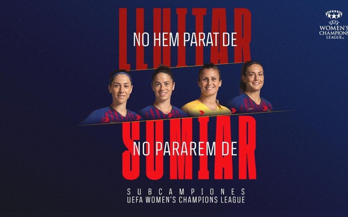 El somni europeu haurà d'esperar per al Barça Femení