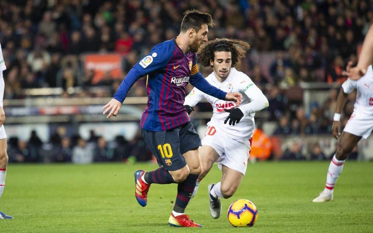 プレビュー: エイバル vs FC バルセロナ