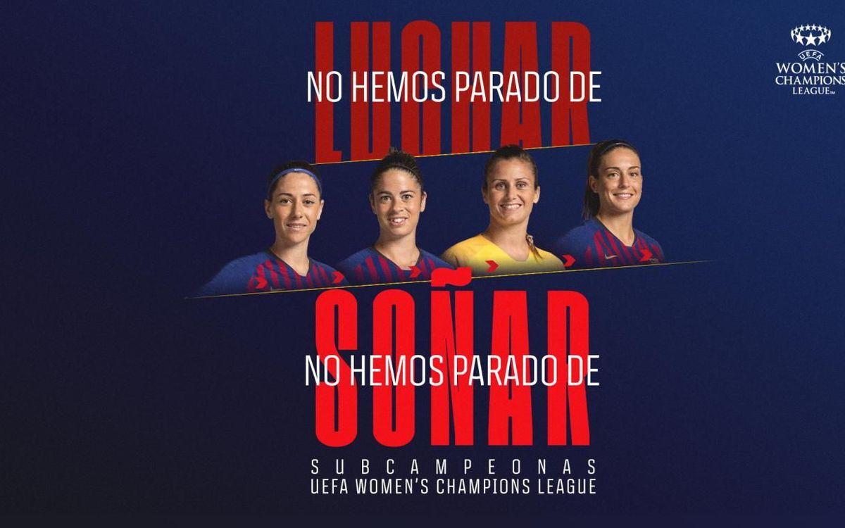 El sueño europeo tendrá que esperar para el Barça Femenino