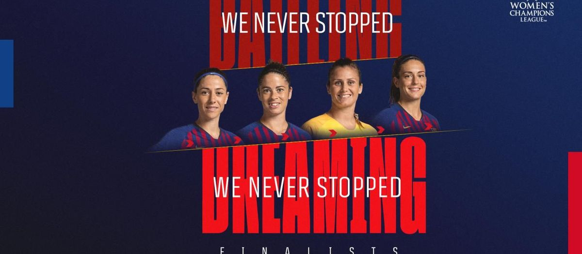 The European dream will have to wait for Barça Women