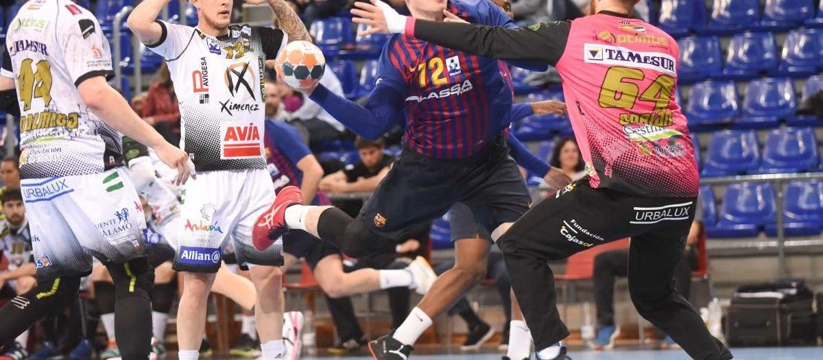 Barça Lassa 42 – 24 Ángel Ximénez Avia: Another rout by the champs!