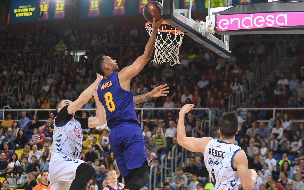 El Barça Lassa aconsegueix la victòria 1.500 entre Lliga Nacional i Lliga ACB