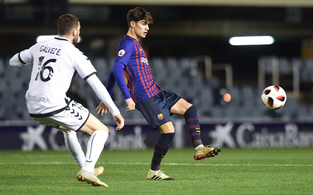 CD Castellón 2-1 Barça B: Final day defeat