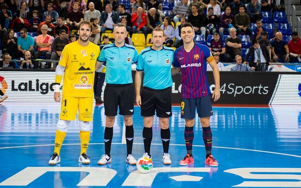 La semifinal Barça-Palma ja té horaris
