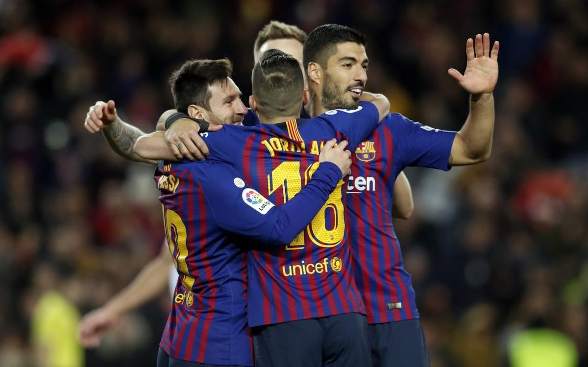 10 stats from the 2018/19 La Liga season