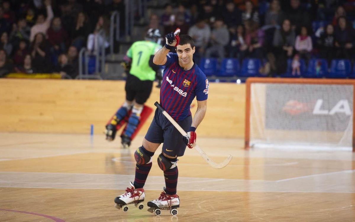 Marc Gual cuelga los patines tras una larga y exitosa carrera