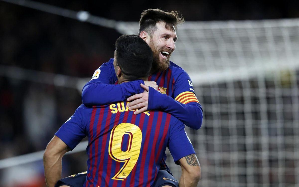 Suárez-Messi
