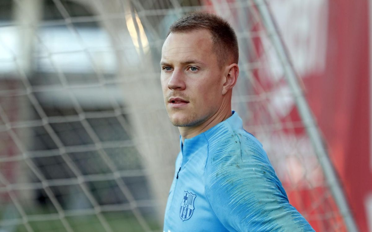 Ter Stegen ruled out for Copa del Rey final