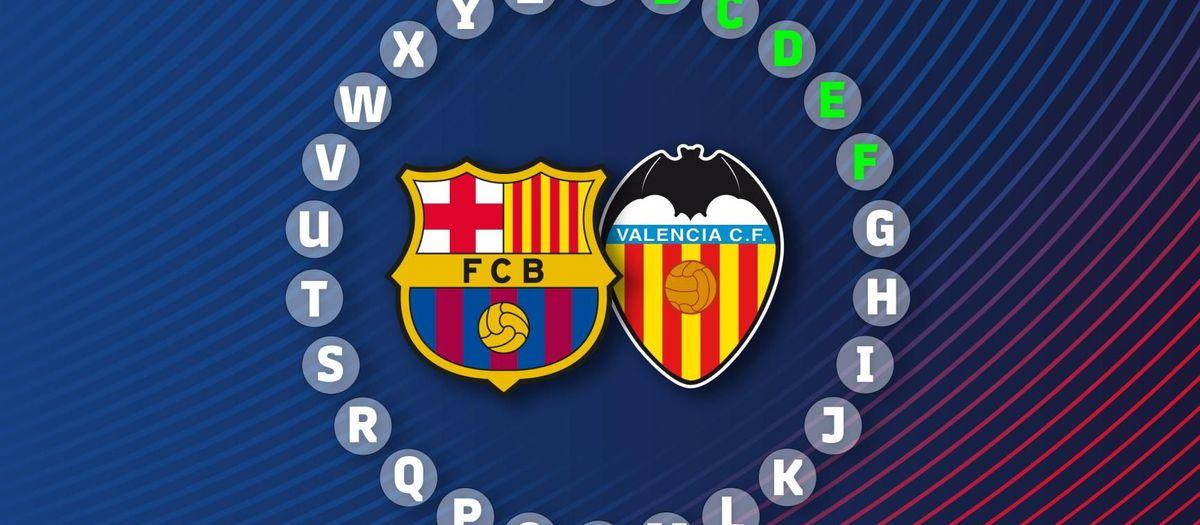 The ABC of Barça v Valencia