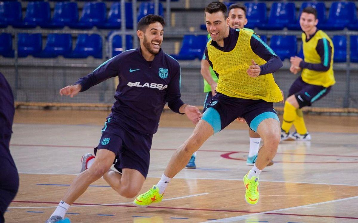 Europa en joc en les semis contra Palma