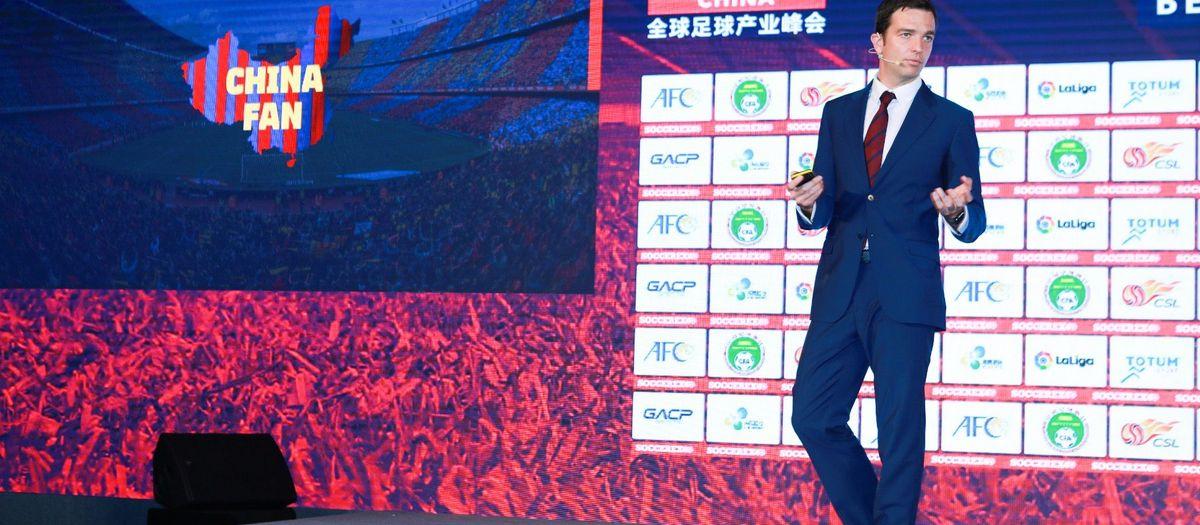 El Barça anuncia a Soccerex la celebració de la 'Barça Academy China Cup 2019' el proper juliol