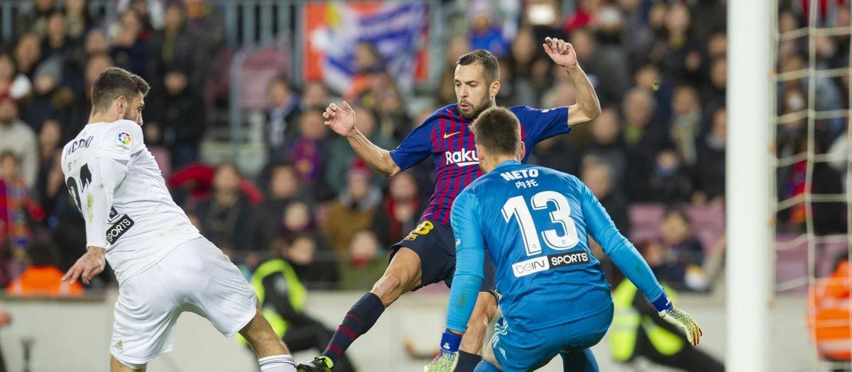 El empate ha marcado los Barça-Valencia de este curso