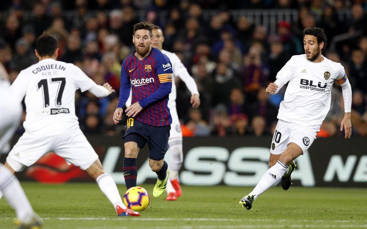 Barça - València: Una final que vale doble