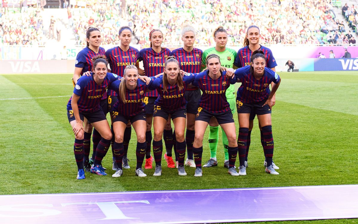 Barça Women, the team with the most players at the World Cup