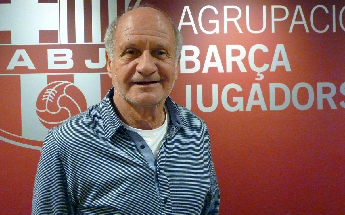 """Josep 'Cuca' Palau: """"L'Agrupació per a mi és mitja vida"""""""