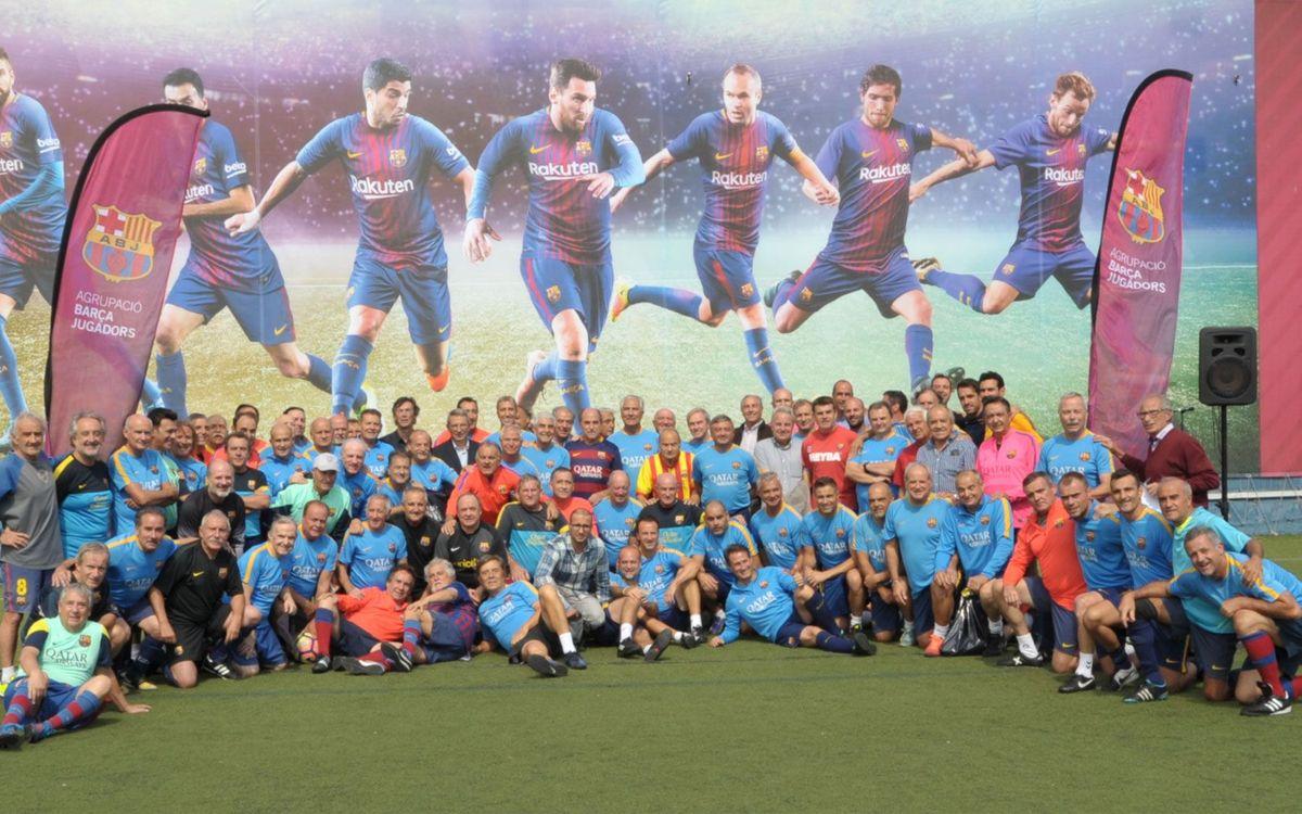 Apertura de la temporada deportiva de la Agrupación