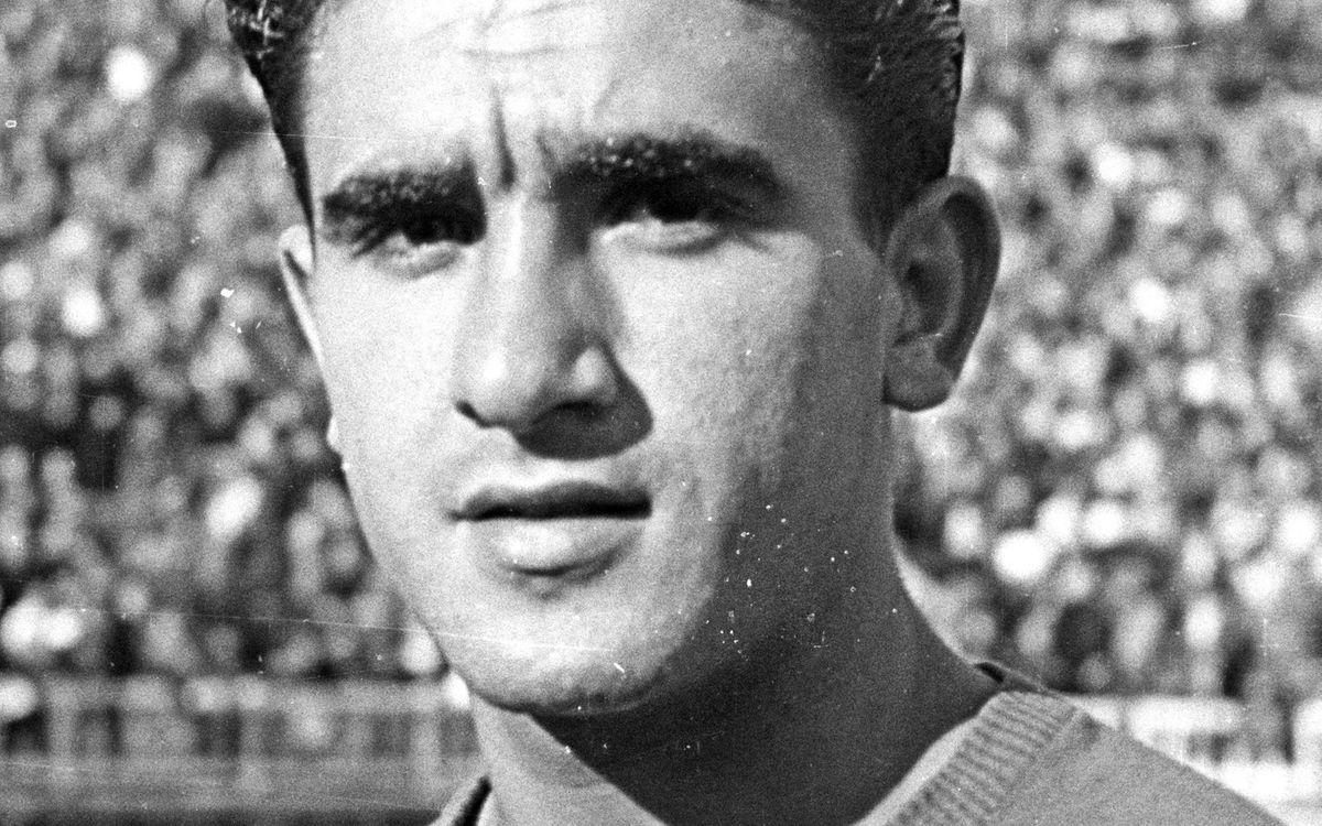 Mor l'exjugador del FC Barcelona Vicenç Martínez