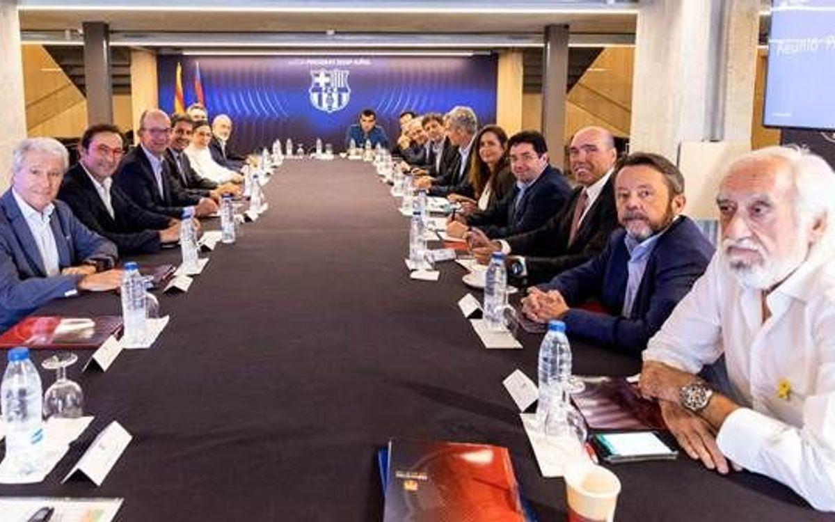 Fundació Barça: objectiu, 2 milions de beneficiaris