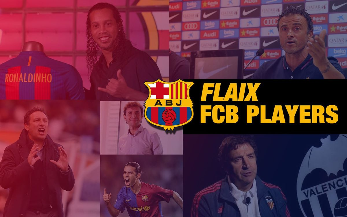 Flaix: de l'adeú de Luis Enrique al retorn de Ronaldinho
