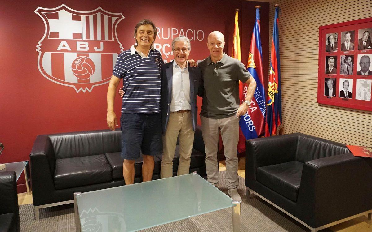 La Agrupación promoverá el Walking Fútbol