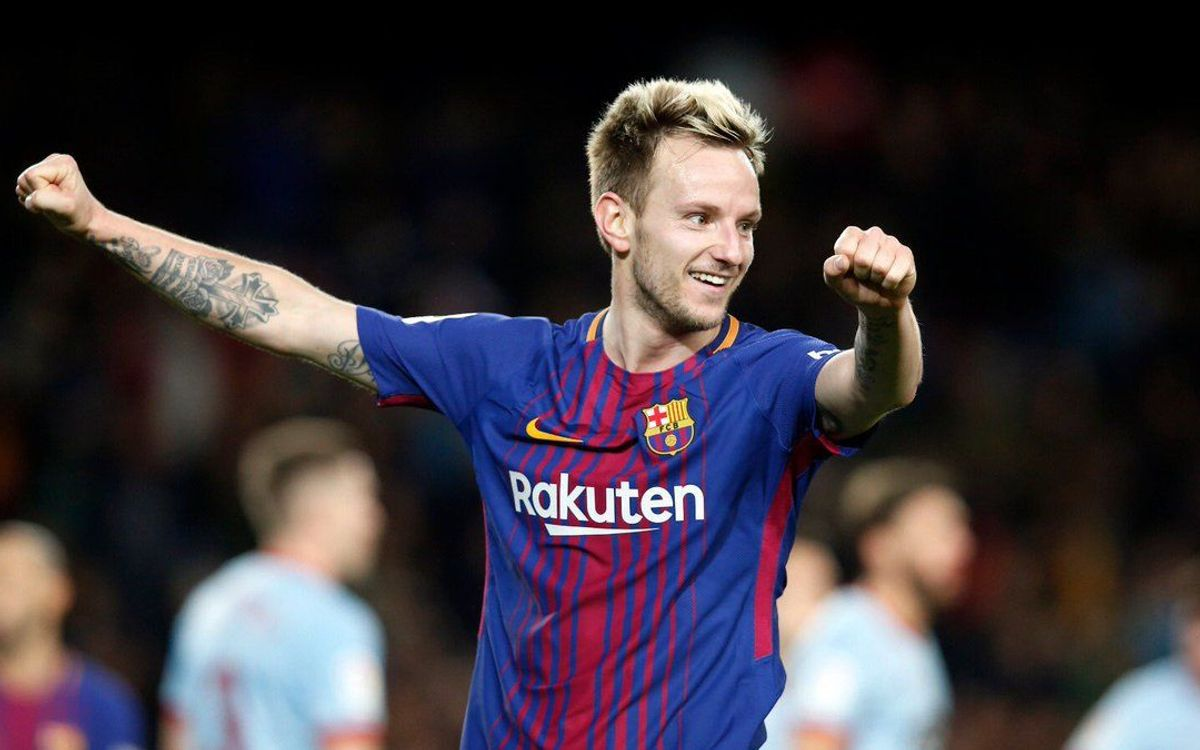 Ivan Rakitic is the 9th winner of the Barça Players Award for fair play