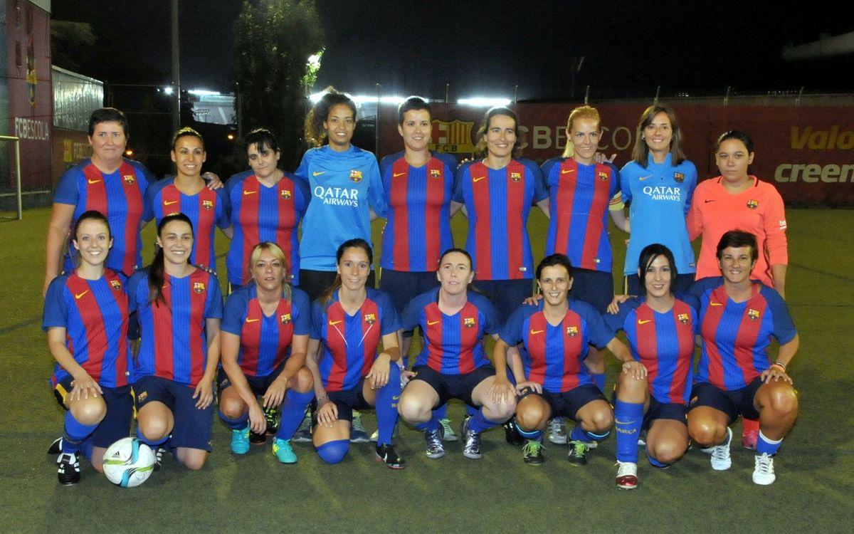 Primer partido de temporada del ABJ Femenino