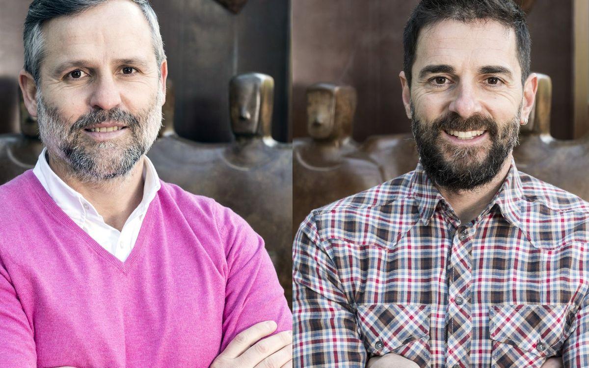 Jofre Mateu y Xavi Roca, dos nuevas caras en la junta de la Agrupación