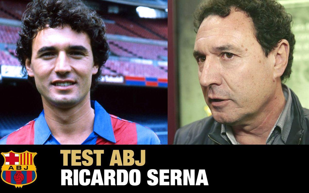 Ricardo Serna: