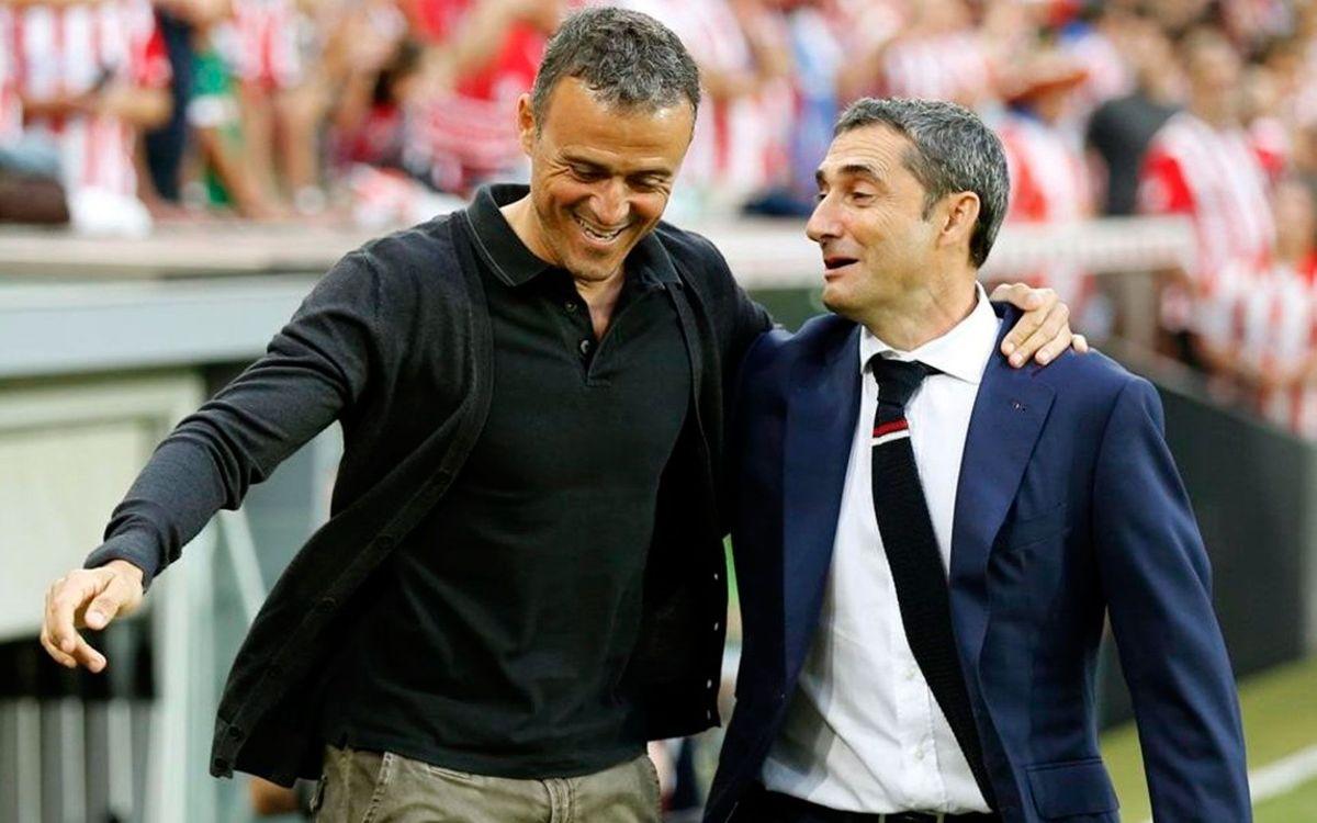 Los exjugadores del Barça, cotizados en los banquillos