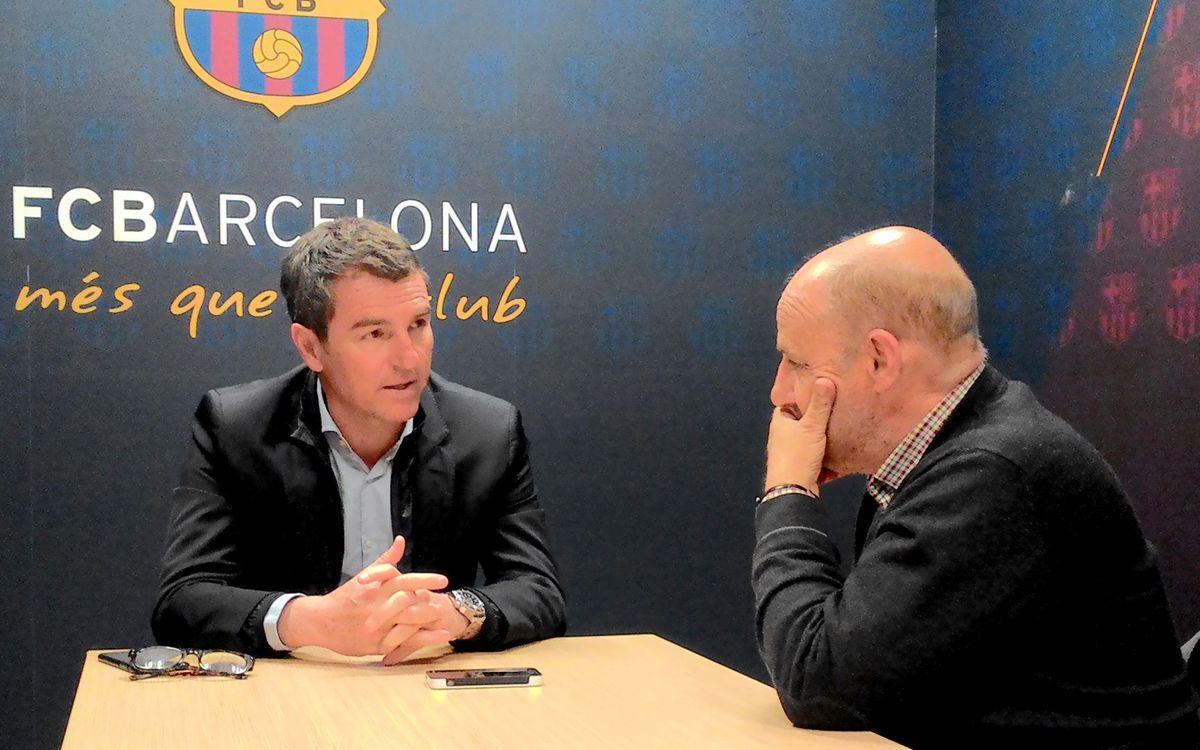 Arranca una nueva etapa del Diario Barça Jugadores