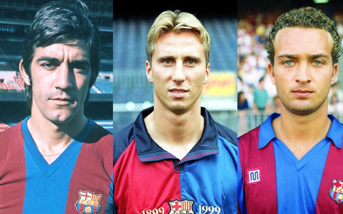 Nou exgugadors del Barça es fan socis de l'ABJ, i vuit persones més se'n fan simpatitzants