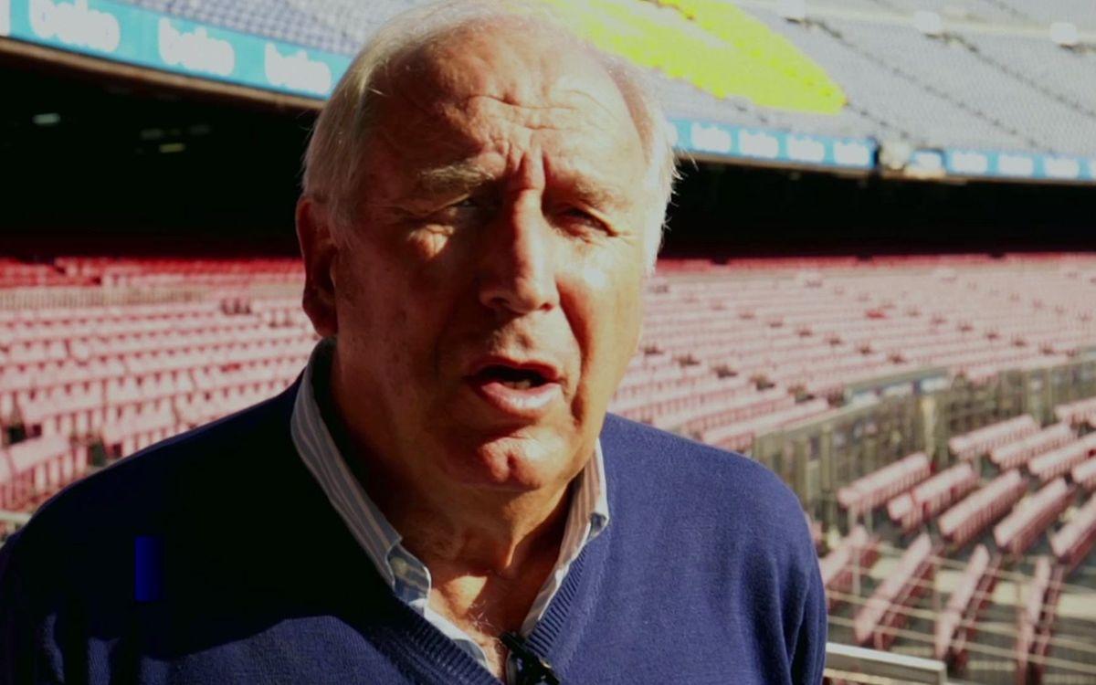 Carles Rexach: