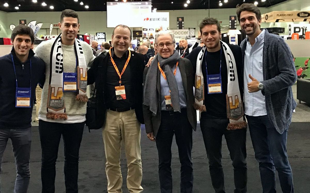 The BPA attend the NSCAA Convention for the second year