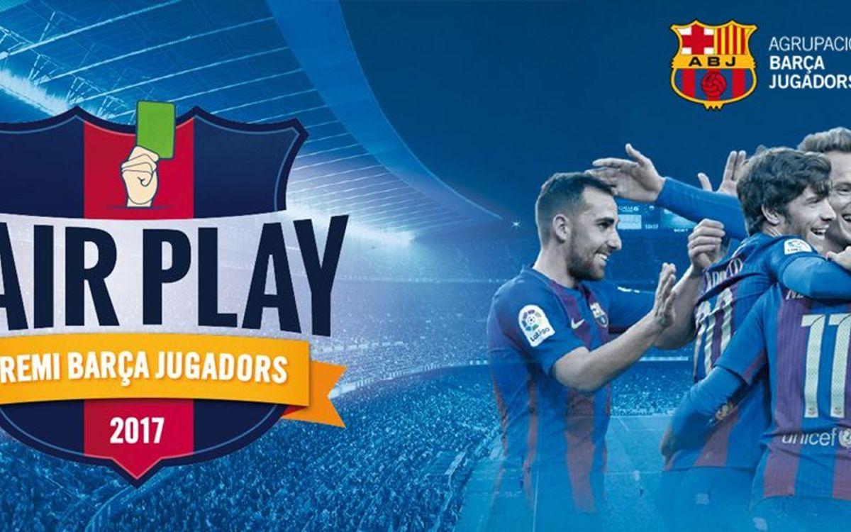 Más de 2.000 culés deciden los 6 finalistas del 8º Premio Barça Jugadors