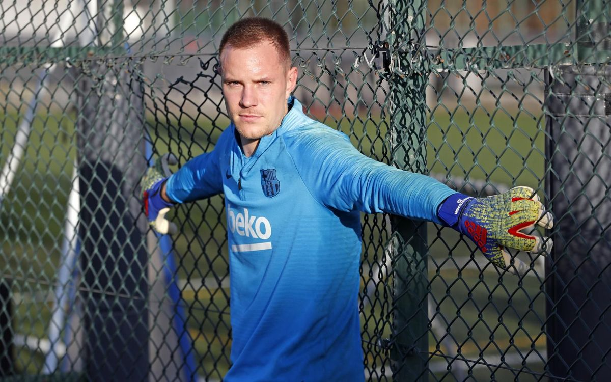 IN MY OWN WORDS: Marc-André ter Stegen