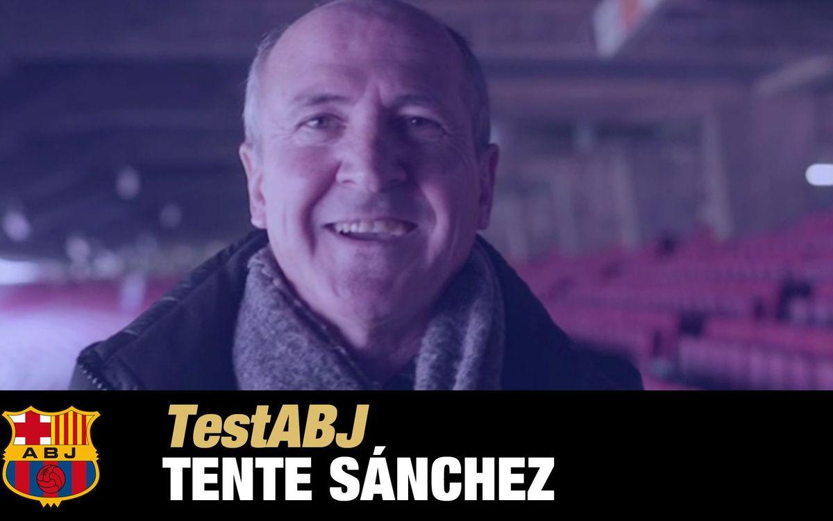 Tente Sánchez: