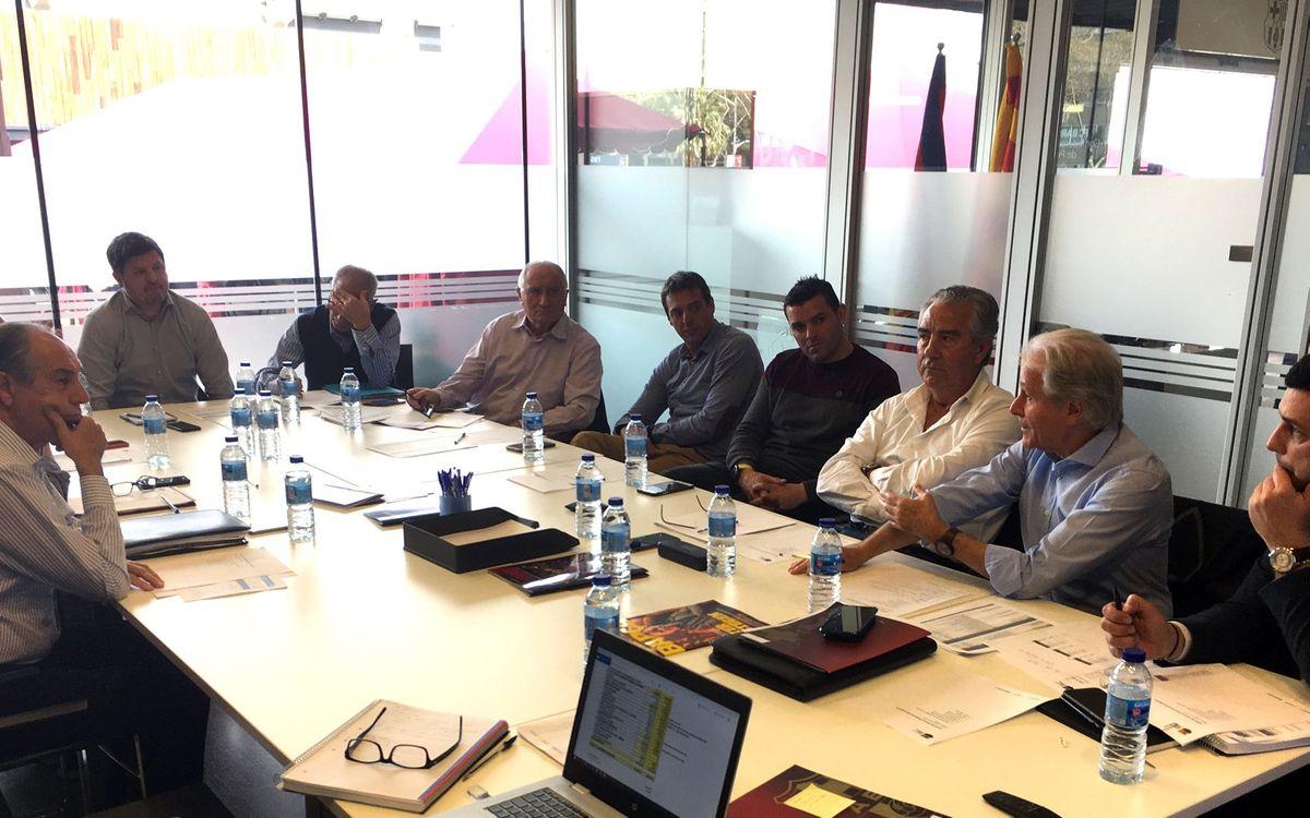 Aprobado el Plan Estratégico para la Agrupación Barça Jugadores hasta el 2022