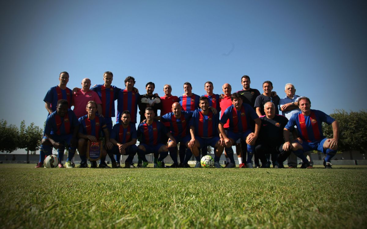 The BPA team was subchampion in the Hermanos Glaría Trophy that Osasuna won