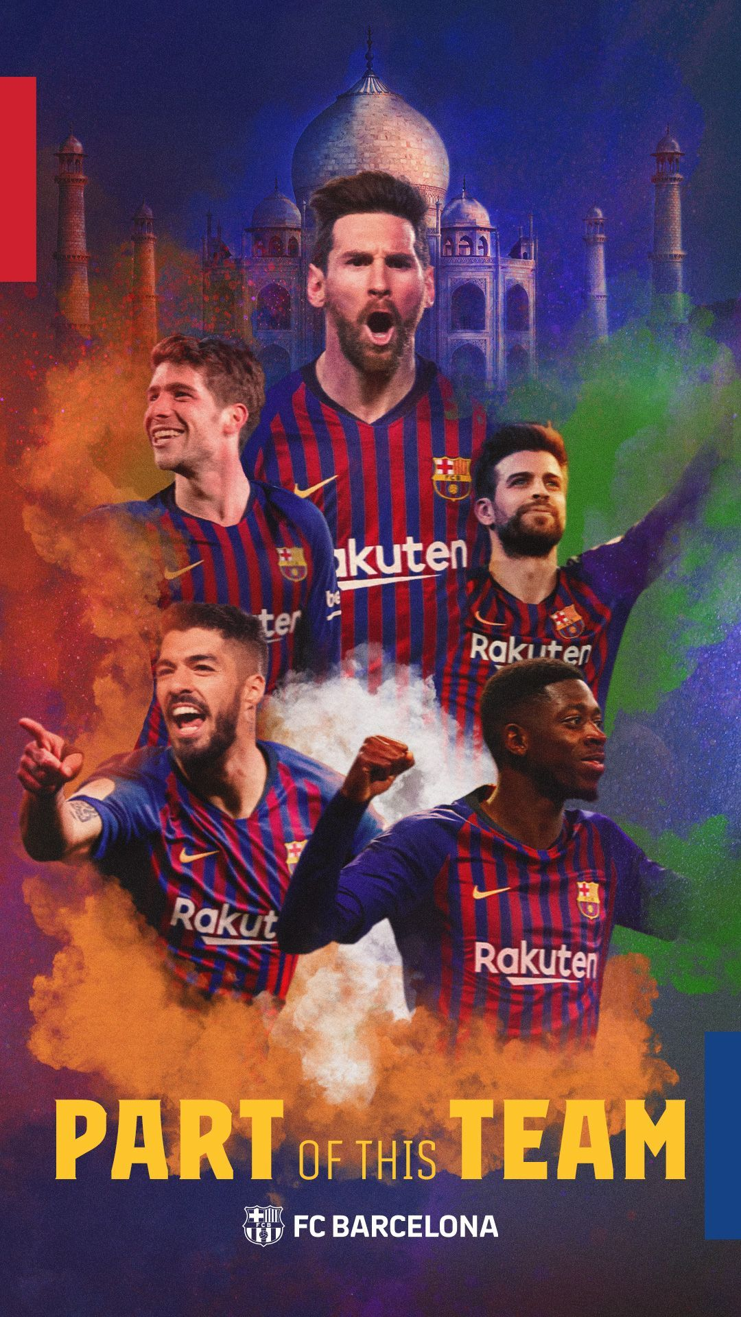 13+ Fc Barcelona Wallpaper
