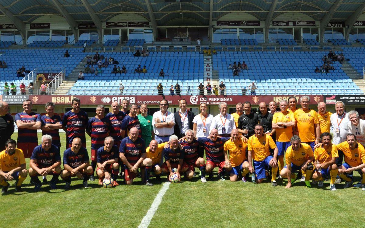 La 17ª Trobada Barça Jugadores ya tiene lugar y fecha
