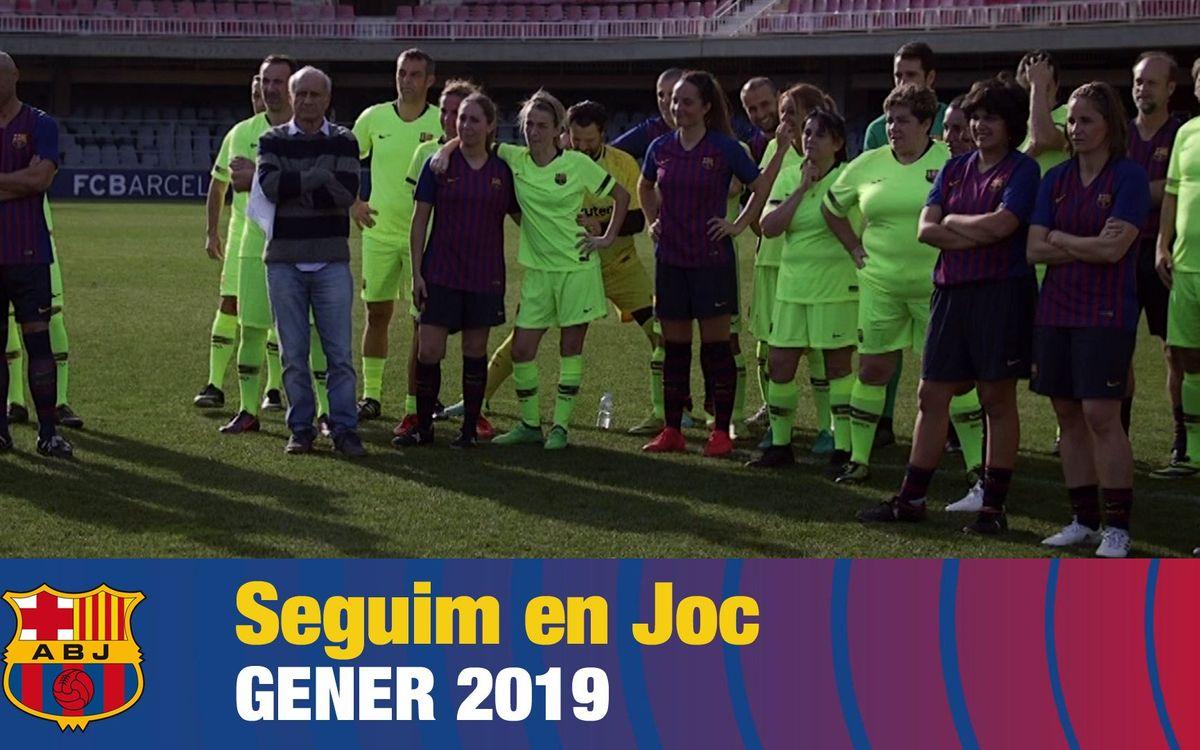 El Seguimos en Juego recuerda la figura de Josep Lluís Núñez