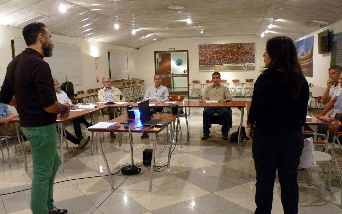 Empieza el curso de Sport Mindfulness a l'Agrupació